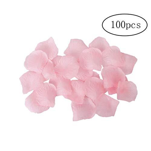 (Künstliche Rosenblätter Gefälschte Blume Für Hochzeit Konfetti-Brautparty-Hotel Home Valentinstag Blumen-Dekoration)