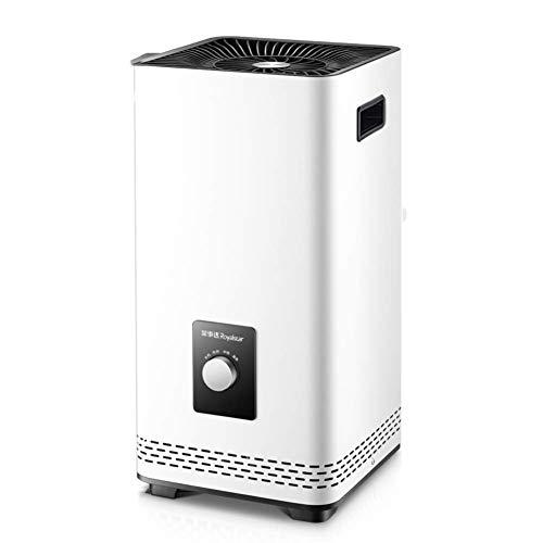L@LILI Elektrische Keramik-Heizung Turm-Fanheizung, Oscillating PTC Tower Lüfterheizung Mit Fernbedienung, Elektro-Mini-persönlichen Heizungsventilator mit Auto-Oszillation-A 30x57cm,a