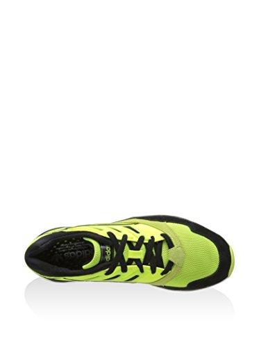 adidas Originals Torsion Allegra X Herren Running Sneakers, Gelb Schwarz