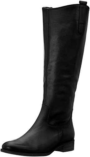 Gabor Shoes Damen Fashion Stiefel, Schwarz (27 Schwarz), 39 EU (Damen Fashion Stiefel Schwarz)