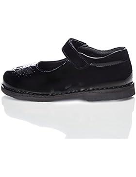 [Patrocinado]RED WAGON Zapato Calado con Tira de Velcro Para Niña