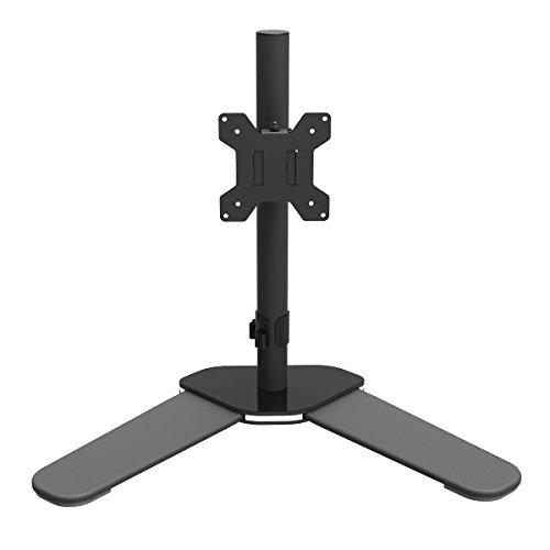 Suptek Fully Adjustable Single LCD LED Monitor Desk Mount Stand Bracket for 13
