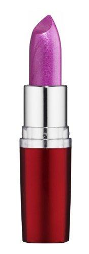 Maybelline Moisture Extreme Lippenstift Nr. 260 Violet Silk, verleiht intensive Farbe und extreme Feuchtigkeit, für gepflegte und sinnlich glatte Lippen, 5 g (Lippenstift Violett Maybelline)