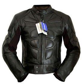 *Motorradjacke Leder 4LIMIT Sports STREETBANDIT Biker Rocker Motorrad Jacke Lederjacke schwarz*
