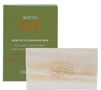 Natio Spa Gentle Cleansing Bar 100g