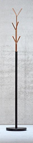 Price comparison product image Arbre Coat Stand Black/Copper