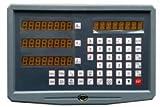 Gowe 3Axis Linear hilft mit Digital Display für Fräsmaschine 3PCS 1UM Linear Maßstab