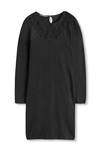 Esprit 096eo1e001, Robe Femme Noir (Black 001)