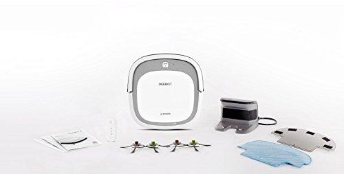 Ecovacs Robotics Deebot Slim2 Ultra Bild 6*