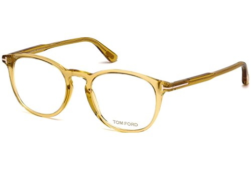 Preisvergleich Produktbild Tom Ford FT5401 C49 041 (yellow/other / ) Brillengestelle