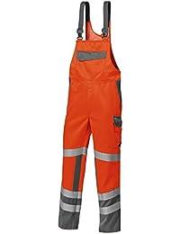 BP® Latzhose, 2211 840 8553 Arbeitsbekleidung Schutzkleidung Arbeitshose Warnorange 44-64