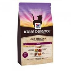 hills-feline-ideal-balance-no-grain-pollo-patate-300-g