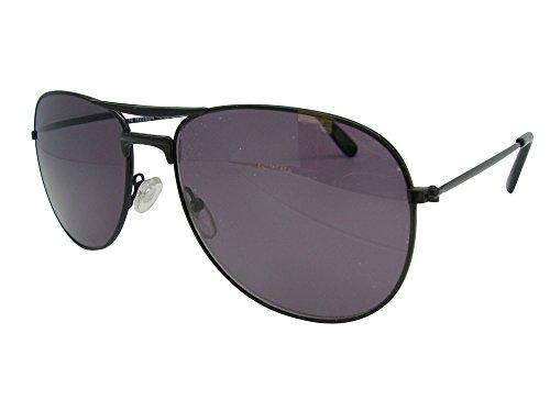 Lettori da sole AVIATOR PILOT-Occhiali da sole, colore: nero, 100% di protezione dai raggi UV in WorldofGlasses 1,50