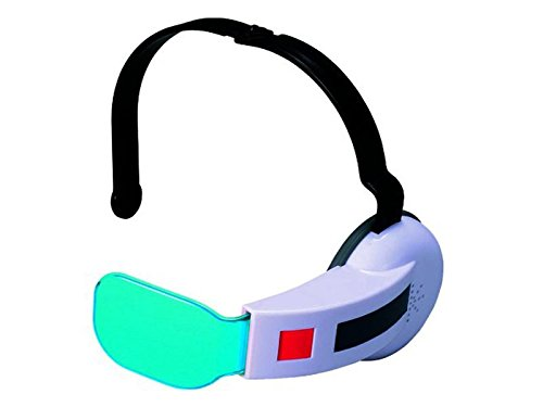 Dragon Ball Z SDCC 2013 Saiyan Scouter Blue Lens Pretend Play