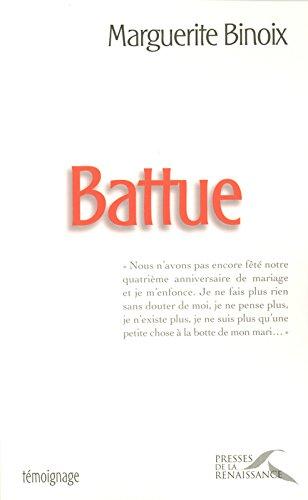 Battue par Marguerite BINOIX