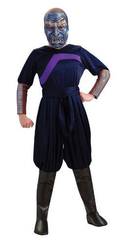 (Die Legende von Aang - Der blaue Geist Kinderkostüm - 3-4 Jahre)