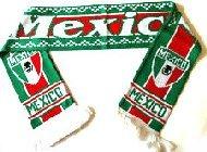 Mexiko Schal (Mexiko Fan Schal Mexiko Länder Schal Fußball Schal)