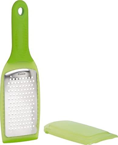 Trudeau Flat Grater, Fine Surface by Trudeau