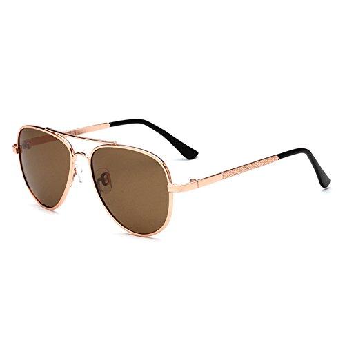 Juleya New Fashion Kids Polarisierte Sonnenbrille Jungen Mädchen Kinder Baby Kind Coole Aviator Sonnenbrille C8