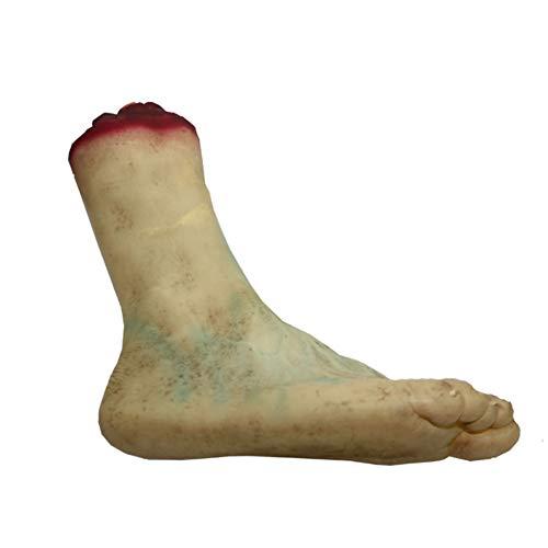 BIUYYY Menschlicher Haut-Fuß-Gelenk-Modell Medicine School Teaching Tool Halloween Decoration