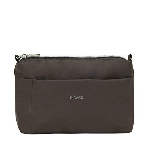 Picard Switchbag Umhängetasche aus Synthetik Nylon, Karabiner, Steckfächer, Trageschlaufe und Reissverschluss - Taschenorganizer 15 x 20 x 3 cm (H/B/T) Damen (7840)