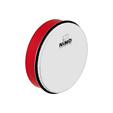 Nino Percussion NINO45R ABS Handtrommel 20,3 cm (8 Zoll) rot