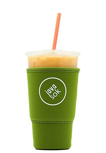 iced-java-sok-green-large-perfect-fit-neoprene-cup-sleeve-for-dunkin-donuts-and-starbucks-and-other-