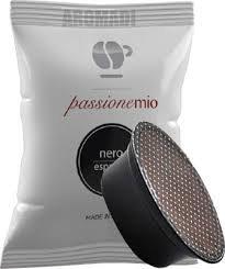 100 Kaffee Kapseln - PassioneMio Nero - Comp. Lavazza A Modo Mio - Lollo kaffee
