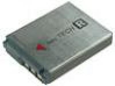 MicroBattery 3.6 V 1200 mAh Grey – Batterie/Pile rechargeable Li-ion de lithium, gris, Sony)