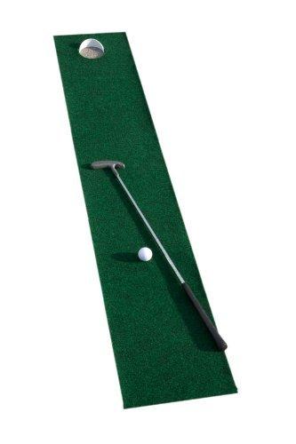 Putt-A-Bout The Par 1 Putting Mat, Green, 12-Inch x 6-Feet by Putt-A-Bout -