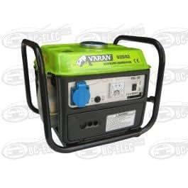Générateur électrique portable 780W, 1 x 230V, 1 x 12VDC