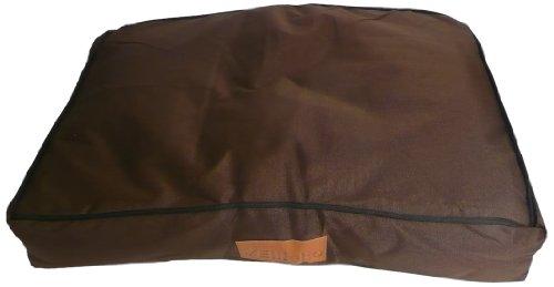 Ellie-Bo wasserdichtes Hundebett, passend in Käfig oder Box 76 cm, mittlere Größe 71 cm x 48 cm