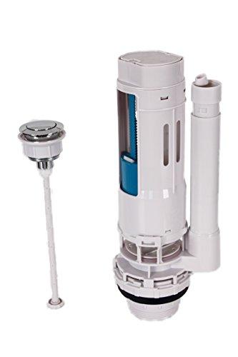 Aqualy® – Descarga WC tanque bajo con pulsador