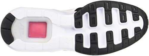 Nike Herren Air Max 90 OG Gymnastikschuhe Mehrfarbig (White/white/siren Red/black/brt Citrus)