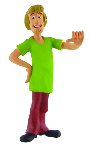 Comansi Y99603. Figura Pvc. Serie Scooby Doo. Shaggy Rogers. 9 cm