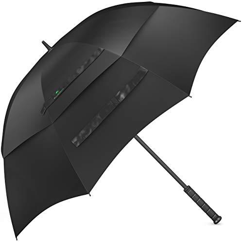 Procella Regenschirm Sturmfest Groß Schirm - Golf