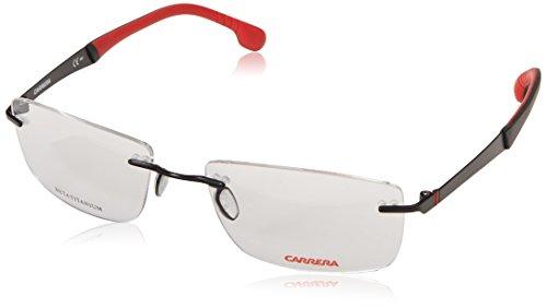 Carrera Herren 8823/V 003 56 Sonnenbrille, Schwarz (Matt Black)