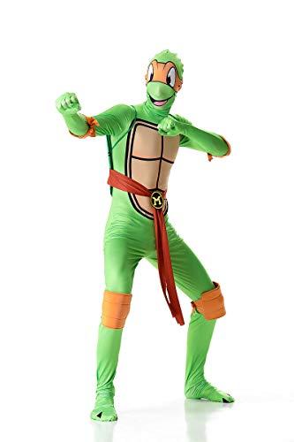 Zooma eenage Mutant Ninja Schildkröte Cosplay Kostüm Film Leistung Overall