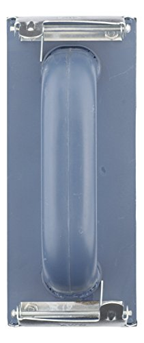 kwb Handschleifer Set mit 2 Gitterleinen 484200 (Schleifplatte 80 x 190 mm, je 1 x K120 u. K180, 93...