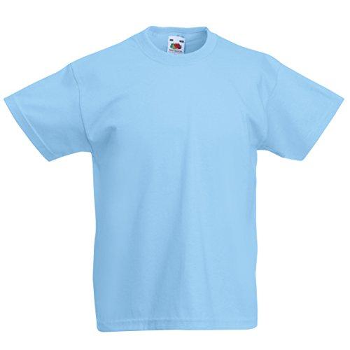 Fruit Of The Loom-T.Shirt T.Shirt/Kinder, verschiedene Farben