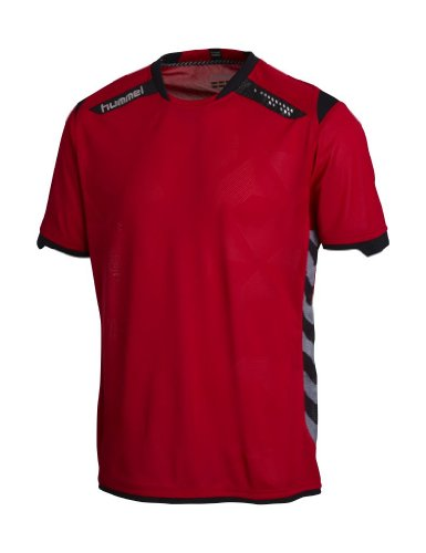 Hummel Uni Trikot Technical X Short Sleeve, true red, XXL, 03-926-3062
