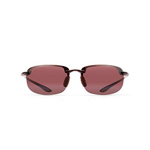 Maui Jim Hookipa Tortoise/Maui Rose POLARIZED Sunglasses (MJ-Hookipa-R407-10-64)
