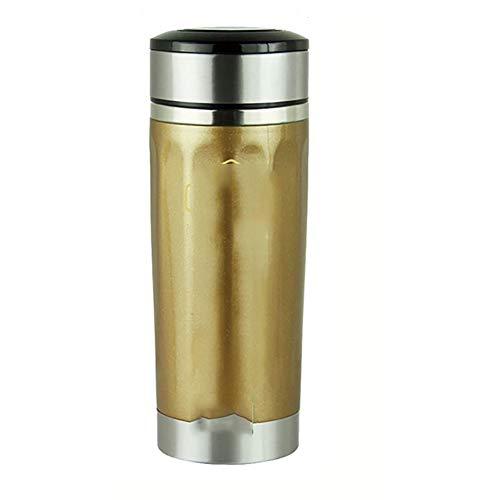 AWAKMER Auto-Heizungs-Cup Auto-Edelstahl-kochendes Wasser-Cup für die Reise