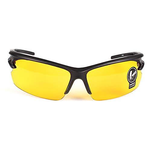 Outtybrave Nachtsichtbrille für Fahrer, Nachtsicht, blendfrei, Nachtsichtbrille