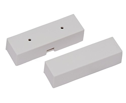 Holz Tür Magnetkontakt ca-42/Oberfläche montiert Magnetverschluss Kontakte in ABS-Gehäuse Brinks Security Alarm