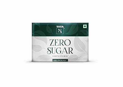 TATA NX Zero Sugar Sachet Box, 60 sachets, 45g