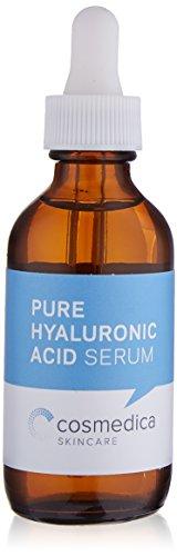 Hydratation Intense (60 ML) * Sérum anti-age pour la peau * Acide Hyaluronique * 100% Pur * Haute qualité * Non-gras, sans parabène * Le meilleur acide hyaluronique pour votre visage (Formule professionelle)