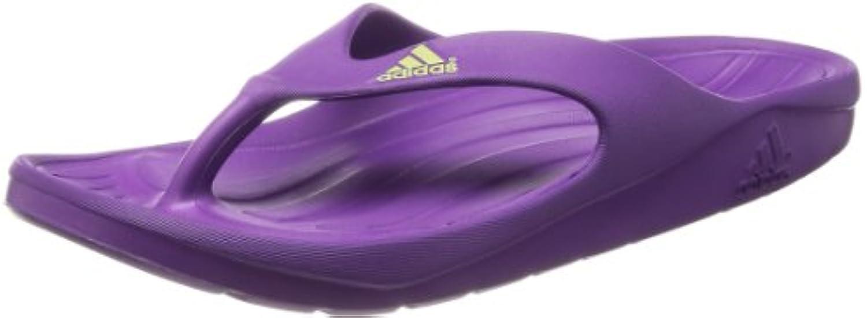 Adidas Schuhe Adilette Duramo thong trpume/glow/ -