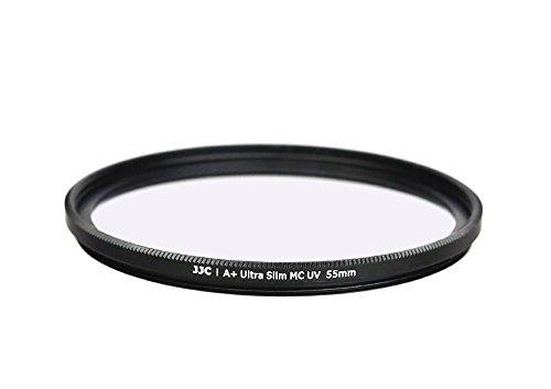 Ares Foto® 55mm MC UV Filter/Schutzfilter/optisches Glas aus Japan/mehrfach vergütet/Ultra Slim für Nikon AF-P DX NIKKOR 18-55 mm 1:3,5-5,6 G VR
