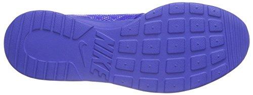 Nike Kaishi Ns, Chaussures de Running Compétition Femme, 16 EU Bleu - Blau (Racer Blue/Racer Blue-White 442)
